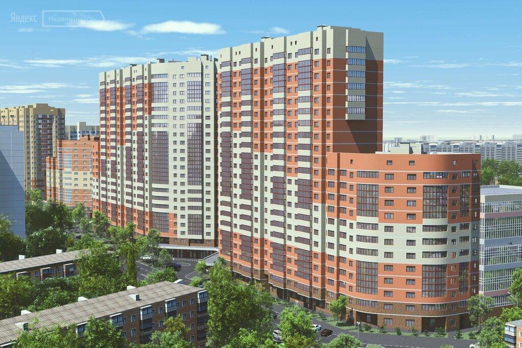 Купить однокомнатную квартиру в новостройке Люберцы, улица Кирова, 9к2 - World Real Estate Service «PUSH-KA», объявление №1419