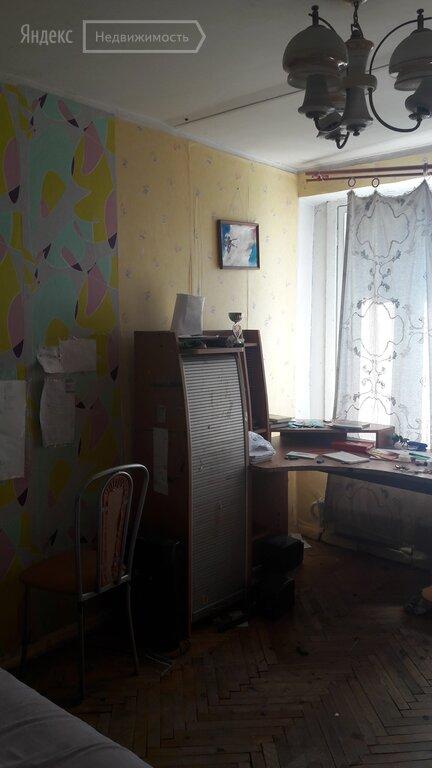 Купить трёхкомнатную квартиру Москва, улица Генерала Белова, 43 - World Real Estate Service «PUSH-KA», объявление №770