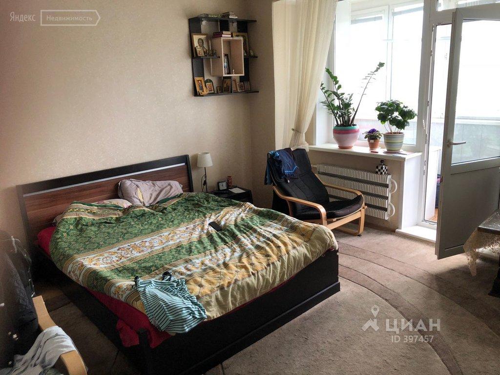 Купить двухкомнатную квартиру Москва, Ярцевская улица, 29к1 - World Real Estate Service «PUSH-KA», объявление №837