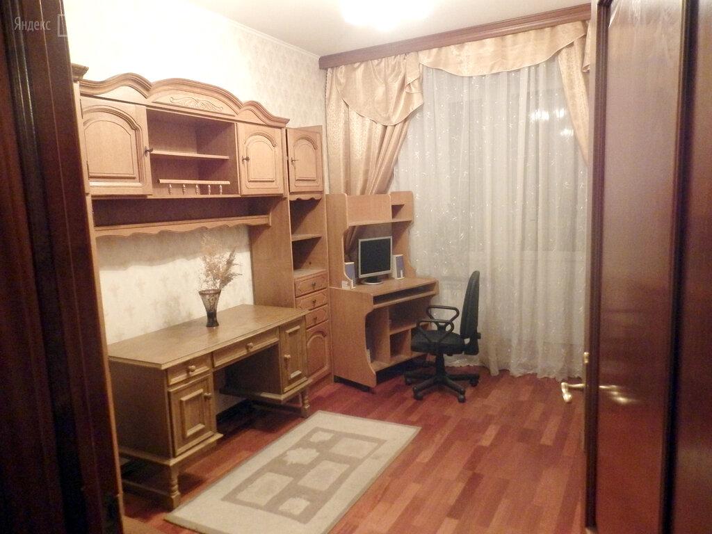 Купить трёхкомнатную квартиру Москва, Федеративный проспект, 24 - World Real Estate Service «PUSH-KA», объявление №1578