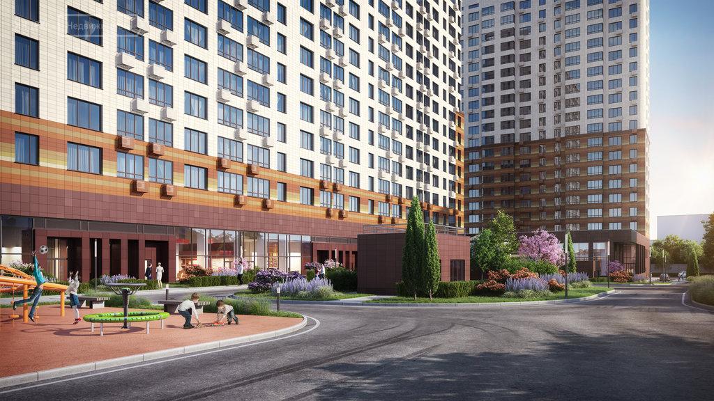 Купить двухкомнатную квартиру в новостройке Москва, улица Вавилова - World Real Estate Service «PUSH-KA», объявление №1422