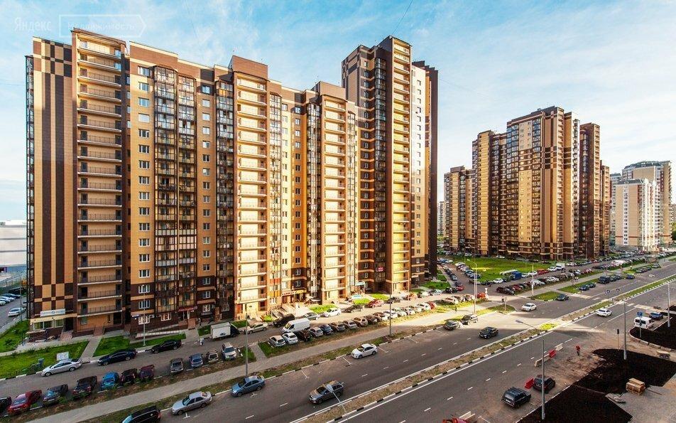 Купить двухкомнатную квартиру в новостройке Реутов, Юбилейный проспект, 72 - World Real Estate Service «PUSH-KA», объявление №1510
