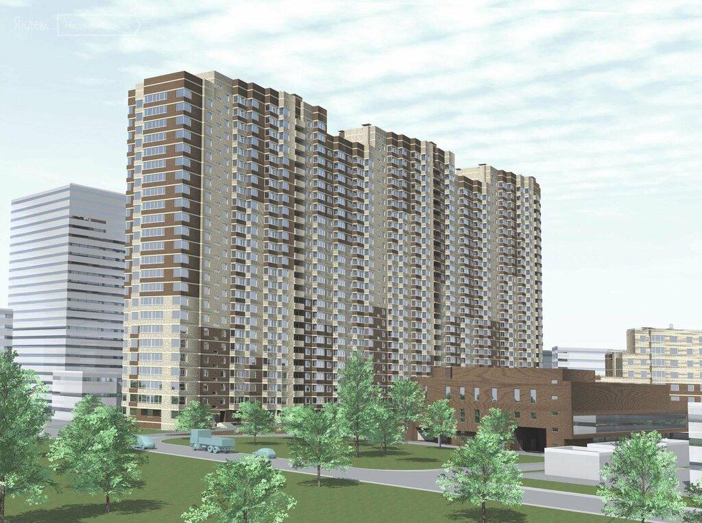Продаётся 3-комнатная квартира в новостройке  этаж 1/24 за 6 390 000 руб