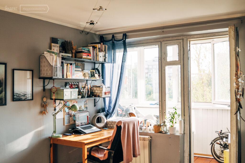 Купить однокомнатную квартиру Москва, Нагорная улица, 15к8 - World Real Estate Service «PUSH-KA», объявление №1548