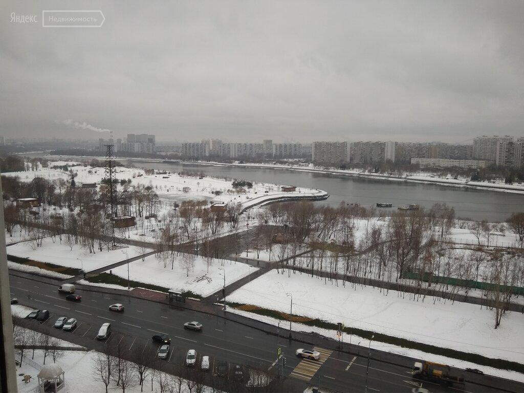 Купить трёхкомнатную квартиру Москва, улица Борисовские Пруды, 12к1 - World Real Estate Service «PUSH-KA», объявление №845