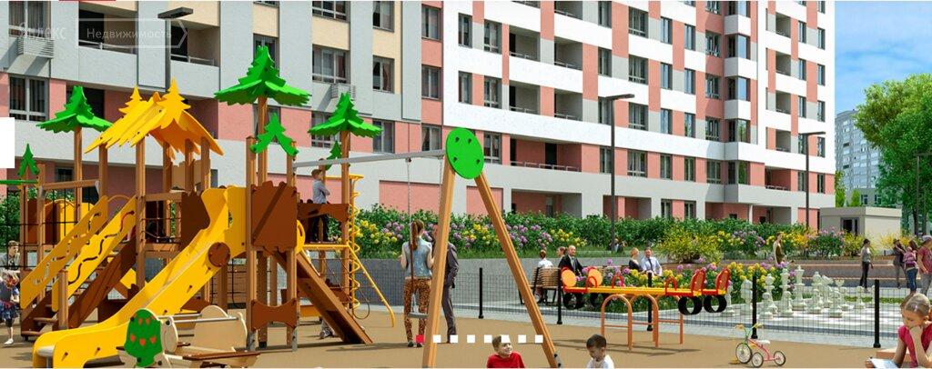 Продаётся 1-комнатная квартира в новостройке  этаж 7/15 за 3 131 200 руб