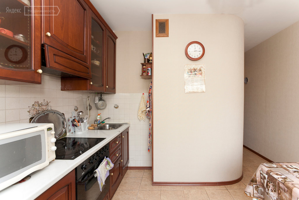 Купить четырехкомнатную квартиру Москва, Южнобутовская улица, 84 - World Real Estate Service «PUSH-KA», объявление №1901