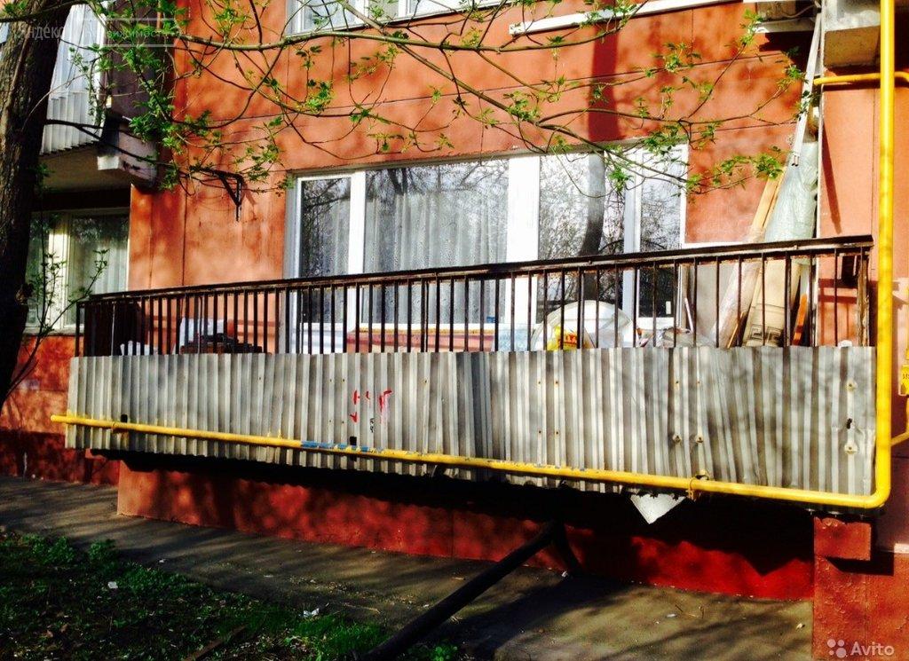 Купить однокомнатную квартиру Москва, Новогиреевская улица, 44/28 - World Real Estate Service «PUSH-KA», объявление №1536