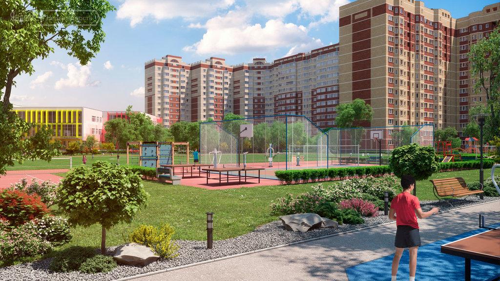 Купить  квартиру в новостройке Раменское, Северный район, жилой комплекс Десятка - World Real Estate Service «PUSH-KA», объявление №1464