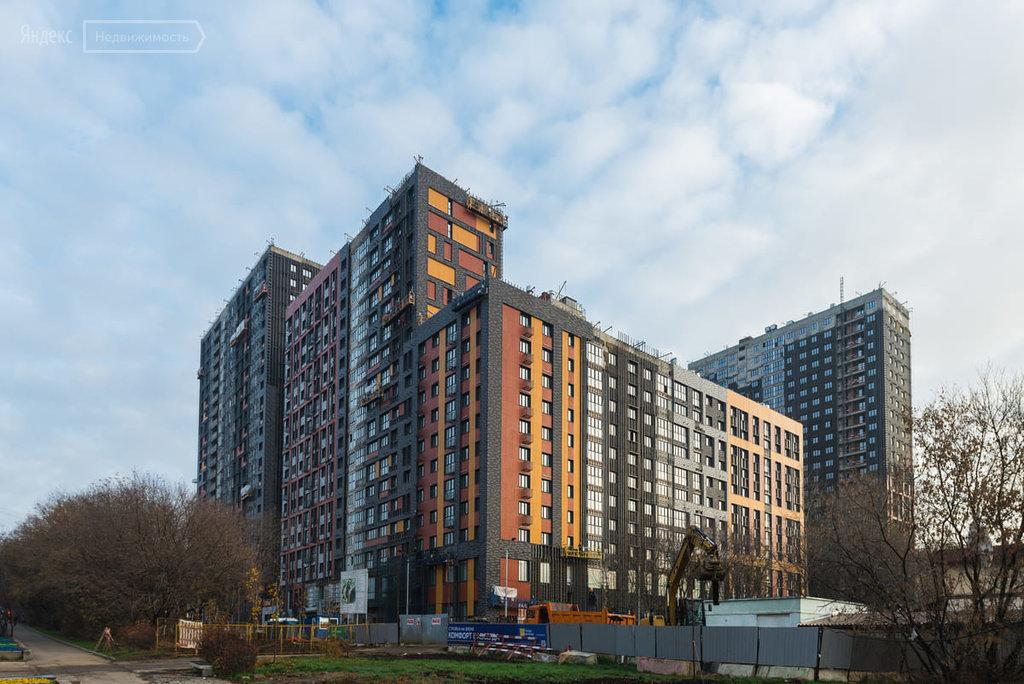 Продаётся 2-комнатная квартира в новостройке 60.0 кв.м. этаж 7/22 за 10 200 000 руб