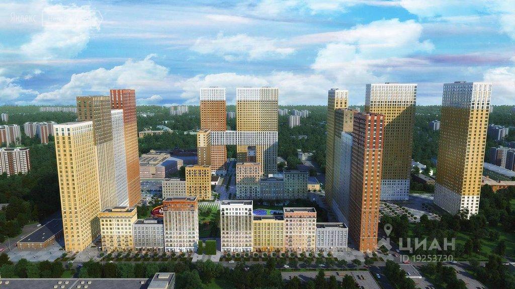 Купить  квартиру в новостройке Москва, Ильменский проезд, 14 - World Real Estate Service «PUSH-KA», объявление №1416