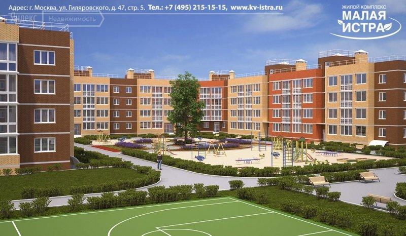 Продаётся 1-комнатная квартира в новостройке  этаж 3/4 за 3 000 000 руб