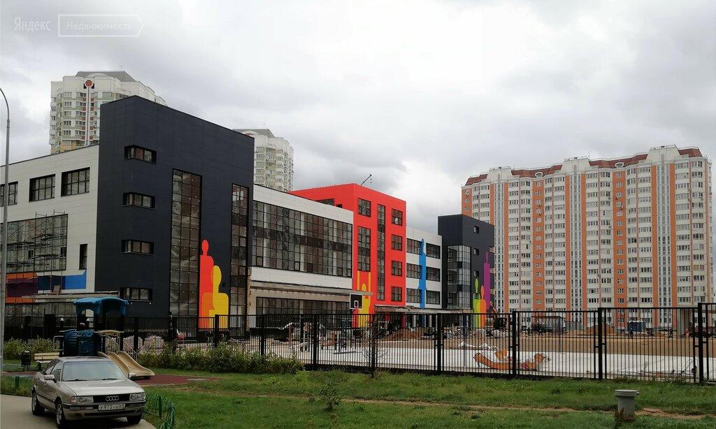 Купить двухкомнатную квартиру Москва, Покровская улица, 17к5 - World Real Estate Service «PUSH-KA», объявление №1571