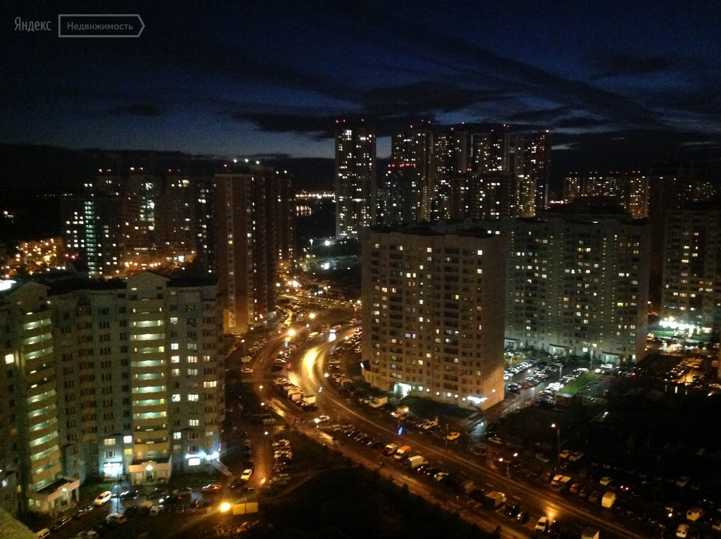 Купить трёхкомнатную квартиру Красногорск, Красногорский бульвар, 18 - World Real Estate Service «PUSH-KA», объявление №841
