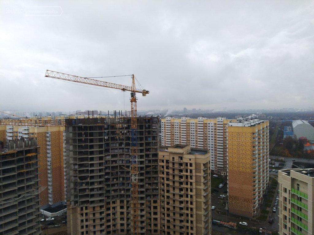 Продаётся 3-комнатная квартира в новостройке  этаж 23/23 за 9 700 000 руб