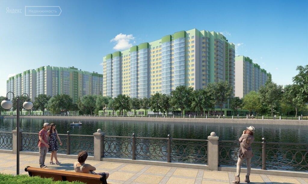 Продаётся 2-комнатная квартира в новостройке 50.0 кв.м. этаж 15/17 за 3 150 000 руб