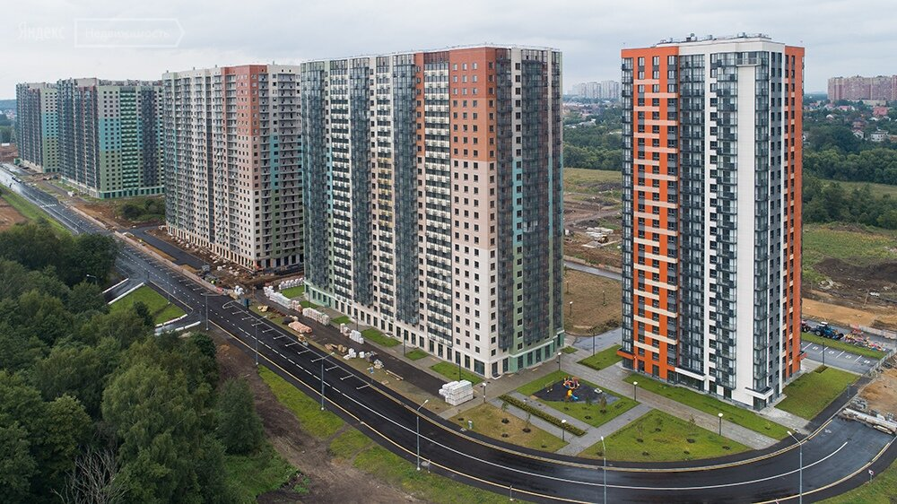 Купить двухкомнатную квартиру в новостройке Москва, Муравская улица, 42к3 - World Real Estate Service «PUSH-KA», объявление №1495