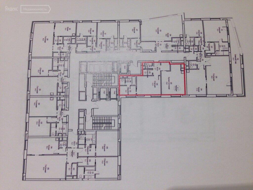 Продаётся 3-комнатная квартира в новостройке 64.0 кв.м. этаж 7/12 за 16 800 000 руб