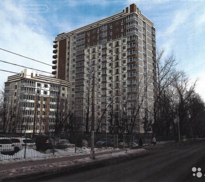 Купить однокомнатную квартиру в новостройке Щёлково, микрорайон Щёлково-3, Институтская улица, 14 - World Real Estate Service «PUSH-KA», объявление №1514