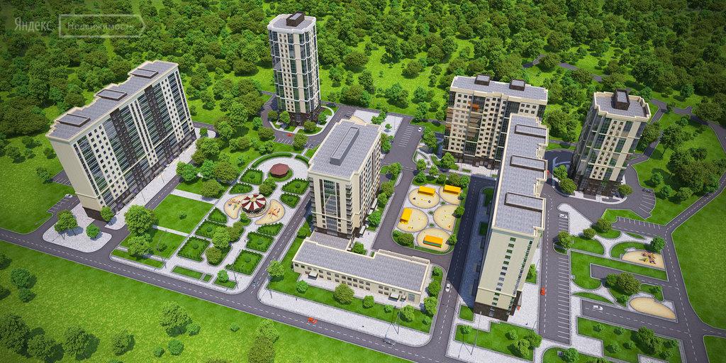 Продаётся 1-комнатная квартира в новостройке  этаж 2/14 за 4 116 411 руб