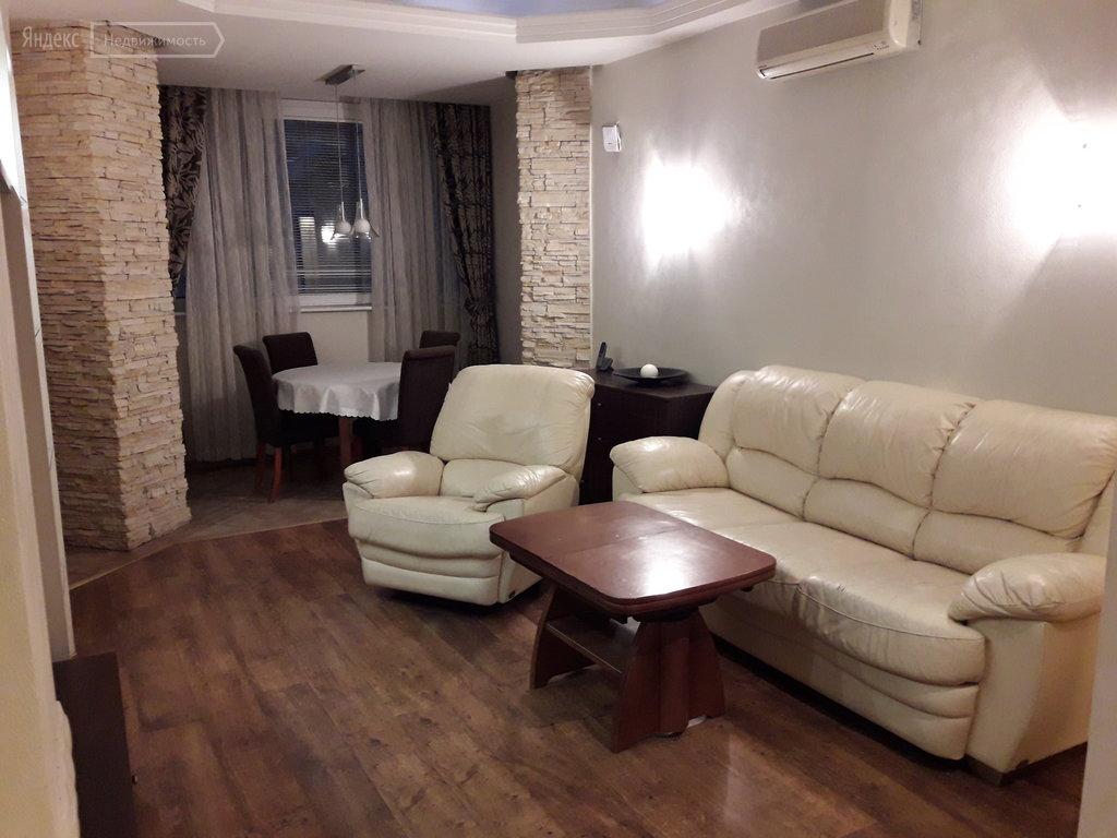 Купить трёхкомнатную квартиру Москва, Мичуринский проспект, 21к2 - World Real Estate Service «PUSH-KA», объявление №767