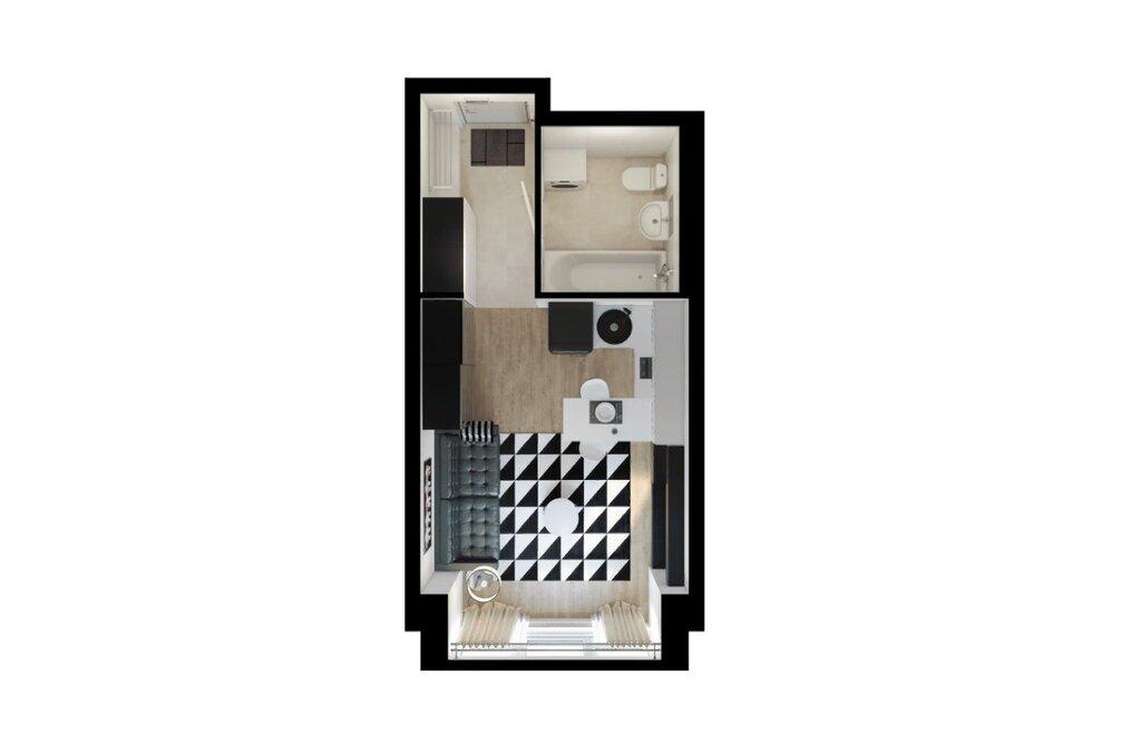Купить  квартиру в новостройке Москва, поселение Московский, жилой комплекс Саларьево Парк, к. 7/1 - World Real Estate Service «PUSH-KA», объявление №1515
