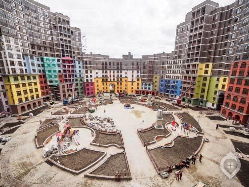 Продаётся 1-комнатная квартира в новостройке  этаж 6/17 за 3 800 000 руб