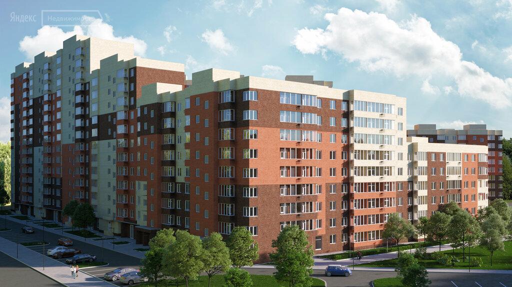 Купить двухкомнатную квартиру в новостройке Балашиха, микрорайон Саввино, жилой комплекс Столичный, к. 1 - World Real Estate Service «PUSH-KA», объявление №1447