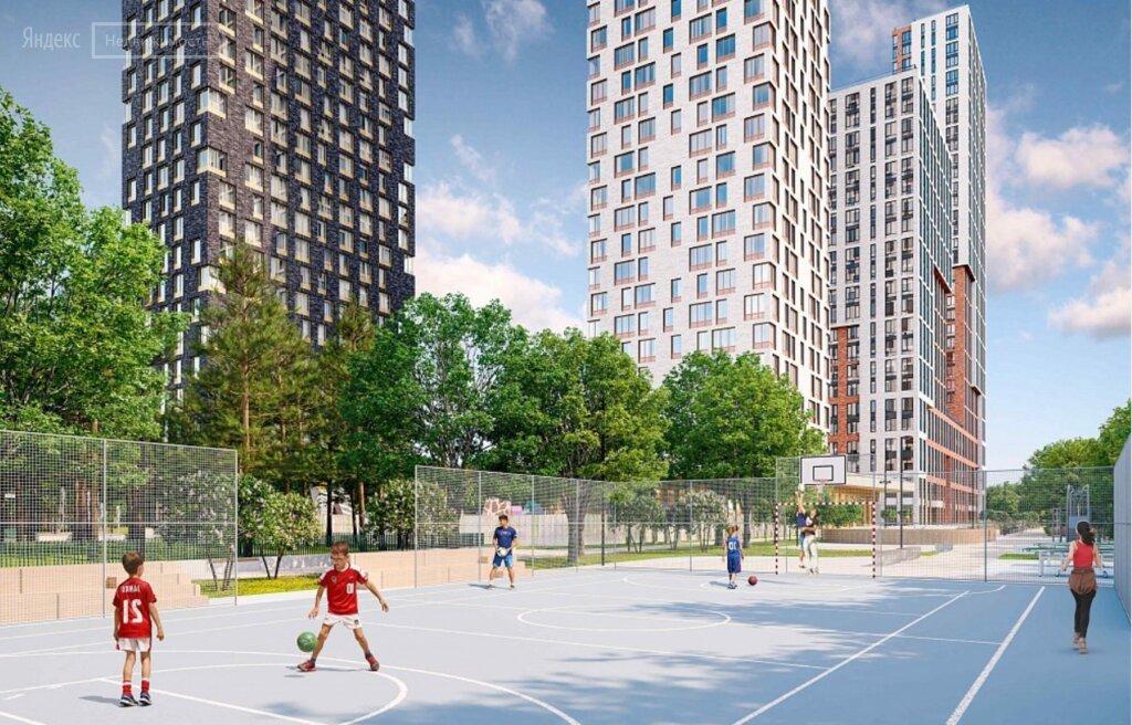 Купить двухкомнатную квартиру в новостройке Западный административный округ, район Филёвский Парк, жилой комплекс Фили Сити - World Real Estate Service «PUSH-KA», объявление №5867