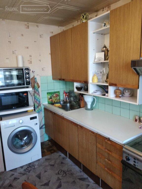 Купить трёхкомнатную квартиру Москва, улица Ивана Сусанина, 4к4 - World Real Estate Service «PUSH-KA», объявление №1568