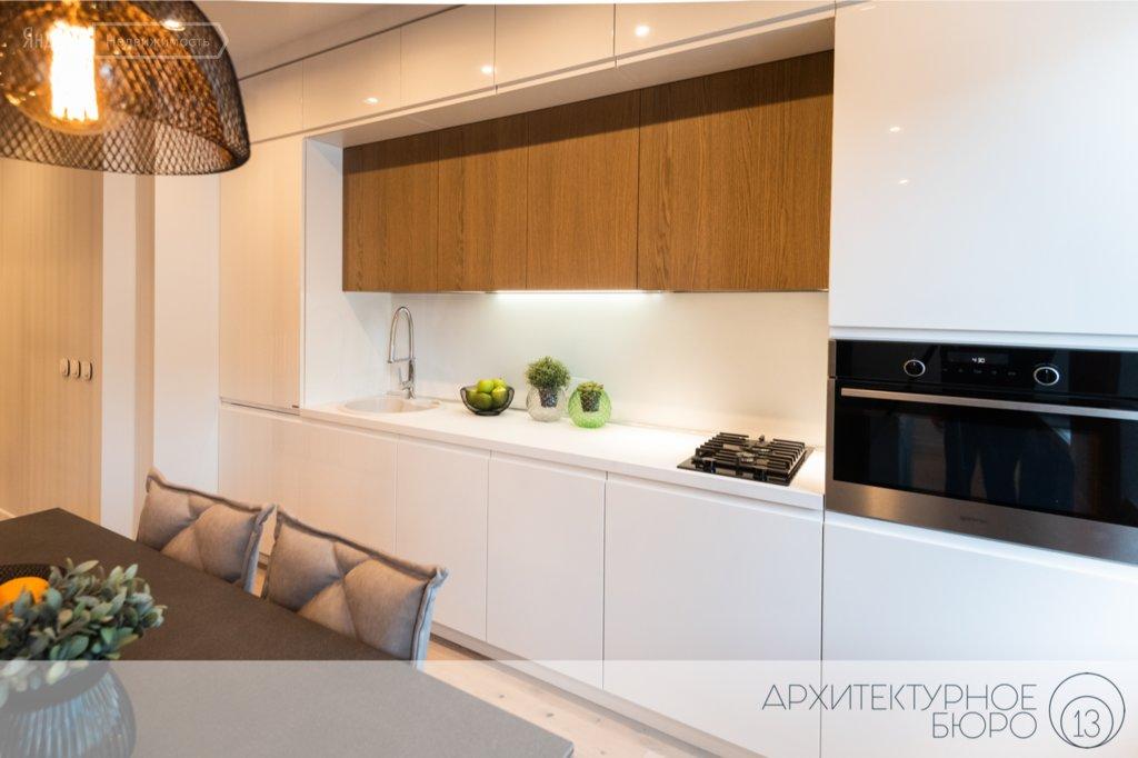 Купить однокомнатную квартиру Москва, Большая Пироговская улица, 35Ас1 - World Real Estate Service «PUSH-KA», объявление №756
