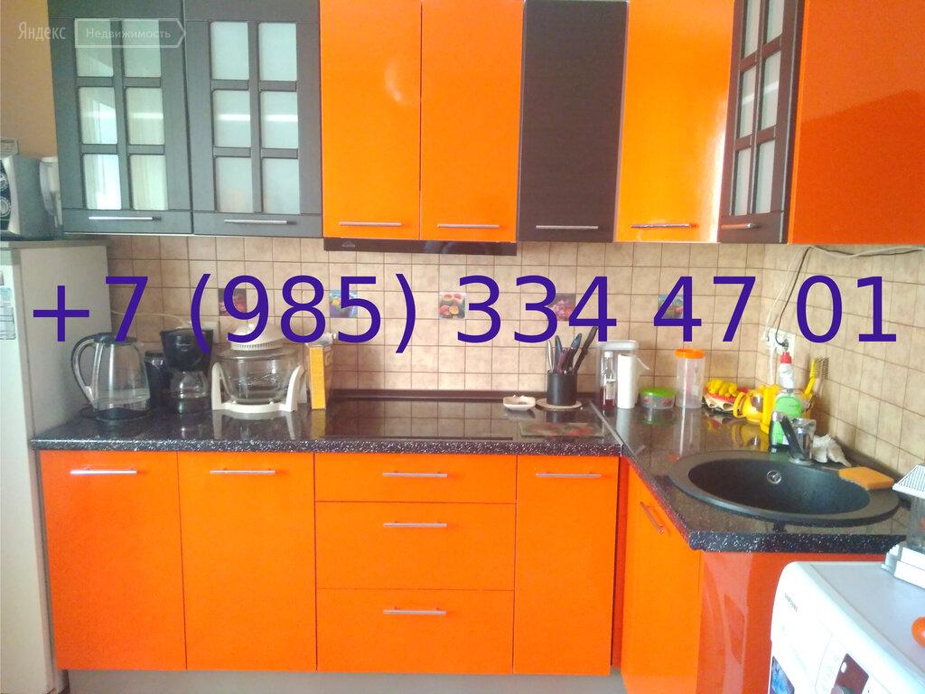 Купить однокомнатную квартиру Красногорск, Спасская улица, 6 - World Real Estate Service «PUSH-KA», объявление №1542