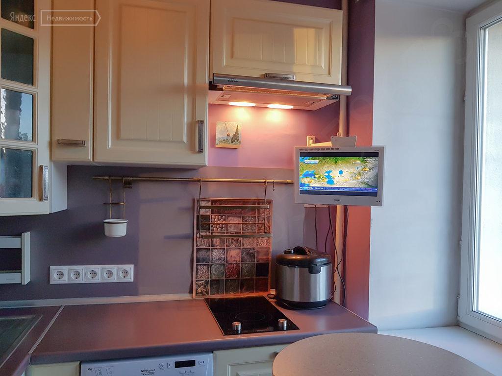 Купить двухкомнатную квартиру Москва, улица Крымский Вал, 6 - World Real Estate Service «PUSH-KA», объявление №775