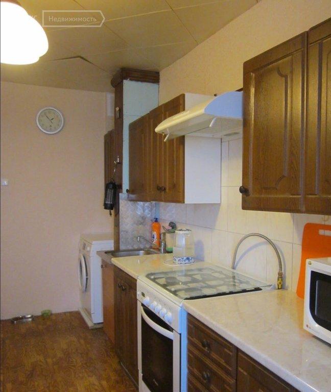 Купить трёхкомнатную квартиру Москва, улица Газопровод, 1к5 - World Real Estate Service «PUSH-KA», объявление №715
