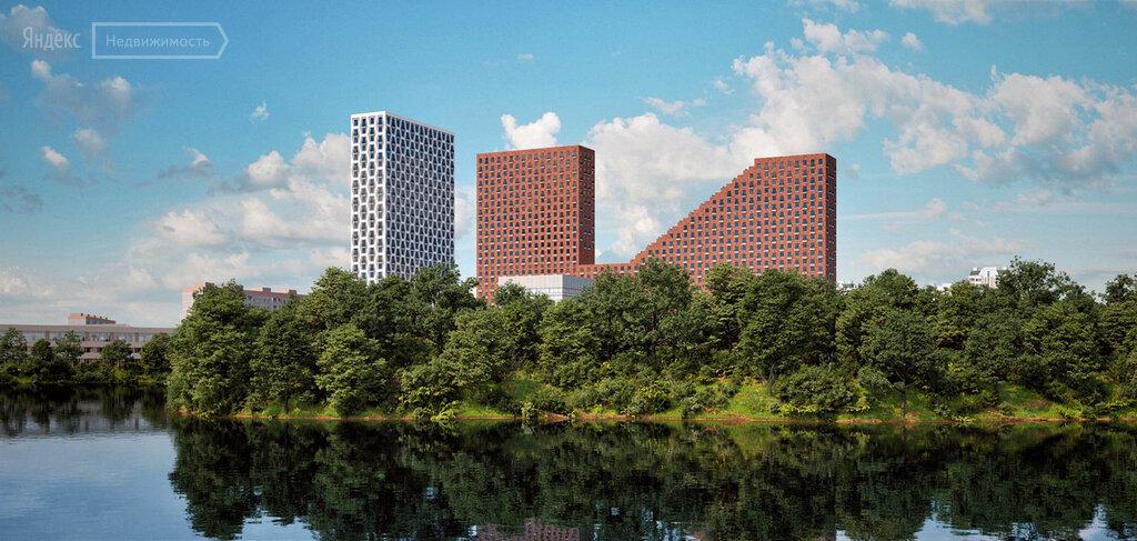 Продаётся 1-комнатная квартира в новостройке  этаж 3/29 за 5 835 054 руб