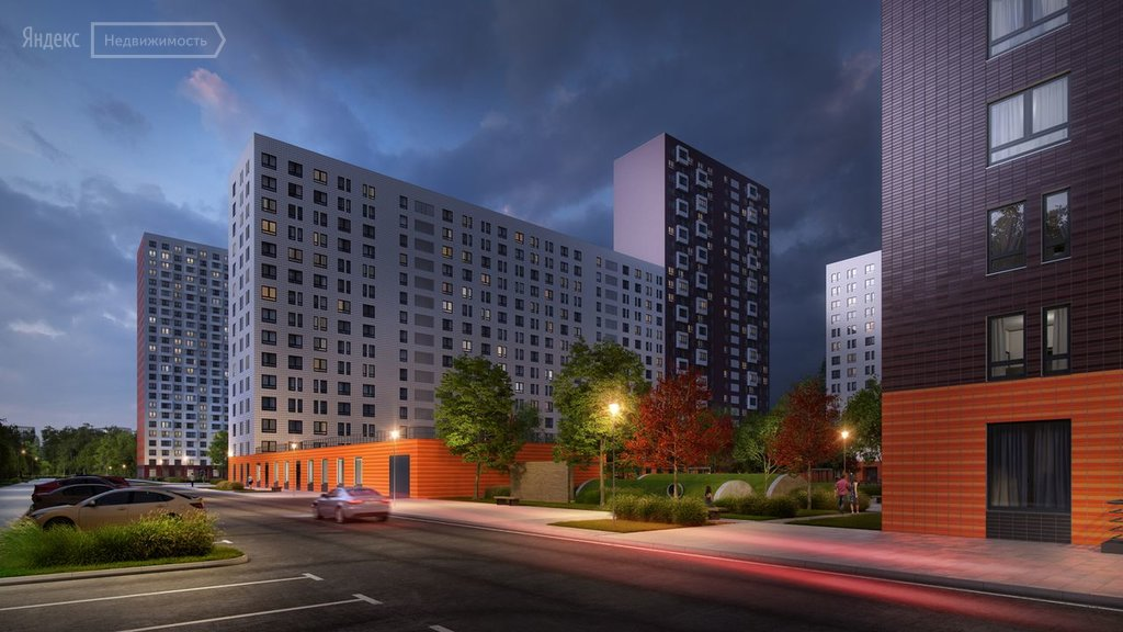 Продаётся 2-комнатная квартира в новостройке  этаж 14/15 за 5 850 000 руб