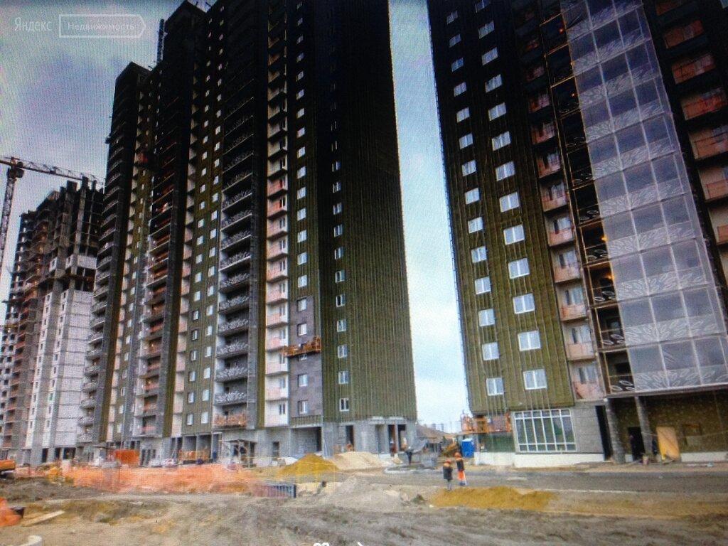 Продаётся 1-комнатная квартира в новостройке 17.0 кв.м. этаж 2/25 за 1 840 000 руб